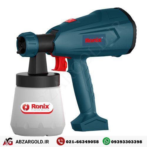 پیستوله برقی 350 وات رونیکس مدل RH-1335 | Ronix RH-1335 Electric Airbrush