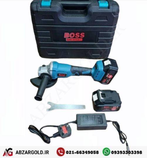 مینی فرز شارژی باس مدل BS5.0118VF
