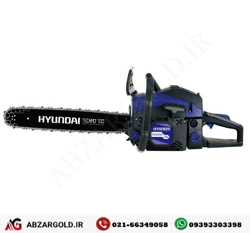 اره موتوری بنزینی 2000 وات هیوندای TECHNO700