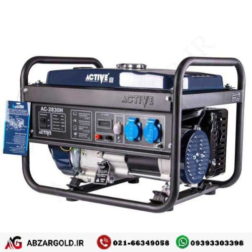 موتور برق 6/5کیلووات اکتیو  AC-2860H